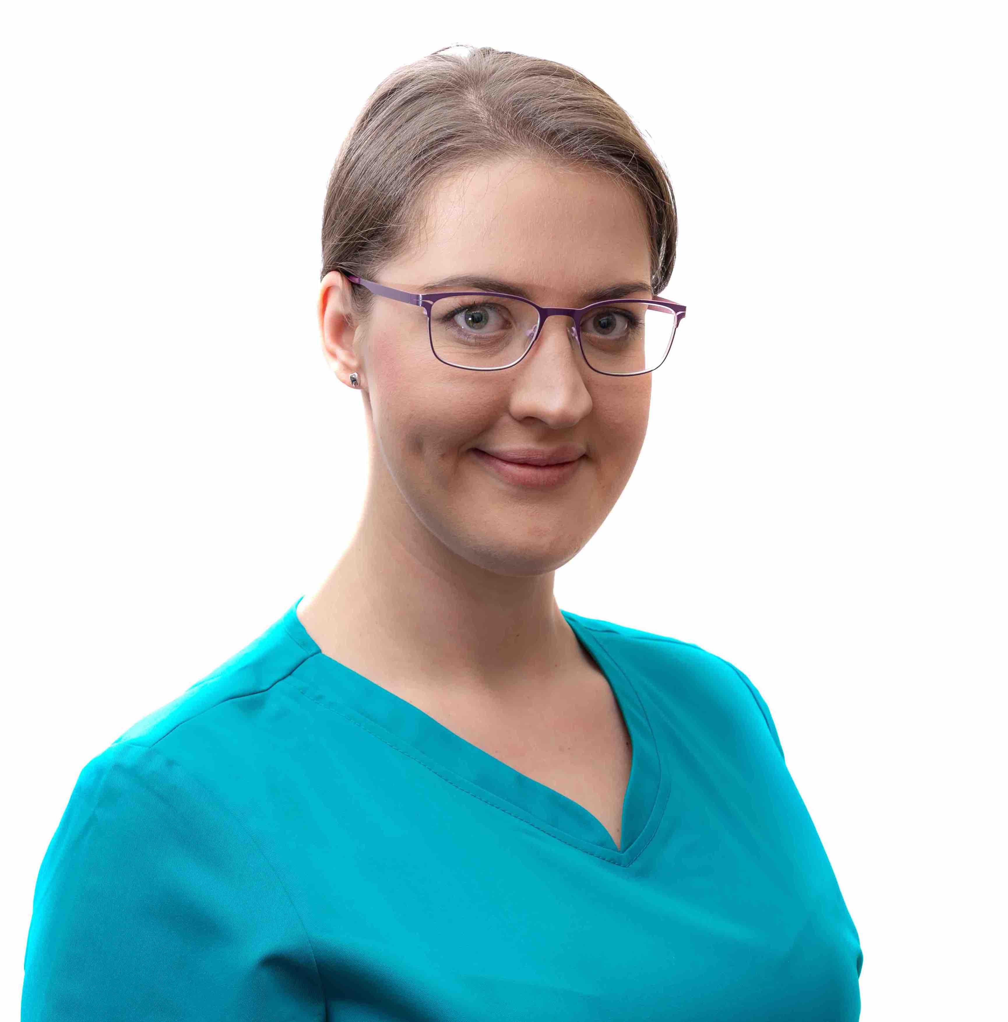 Lucie Přibylová DiS.