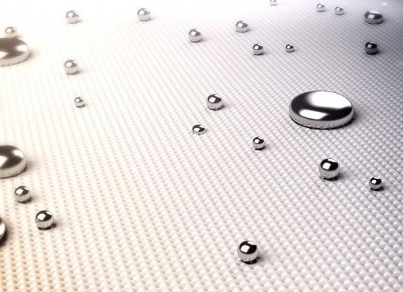 metal drops